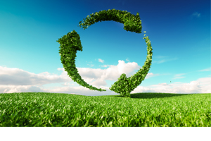 Resource efficiency and waste